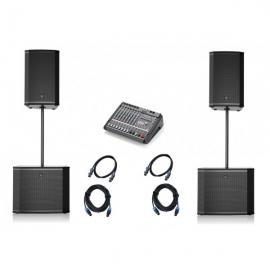 Electro-Voice EKX 15-18 Complete Passive Set