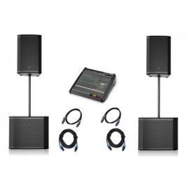 Electro-Voice EKX 12-15 Complete Passive Set 1