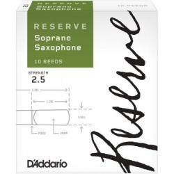 D'Addario Woodwinds Reserve 2,5 Soprano Saxophone