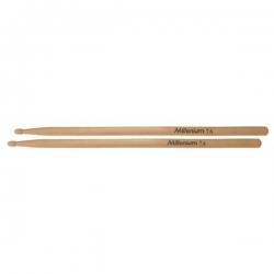 Millenium 7A Drum Sticks Maple -Wood