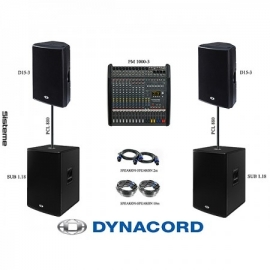 Dynacord D-LITE 3