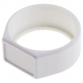 Neutrik XCR Ring White