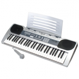 FunKey 54-MC Keyboard+ Microphone