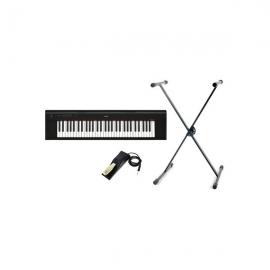 Yamaha NP-12 Piaggero Black Set