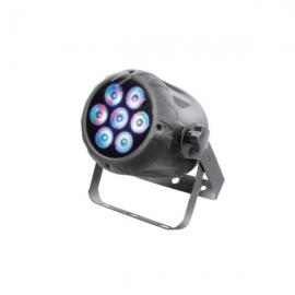 HED LIGHTING LED PAR 56 MINI 3WX7 RGB (3-IN-1)