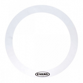 "Evans E-Ring 12"" Clear 1.5"