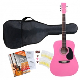 Classic Cantabile Acoustic Guitar Starter-SET