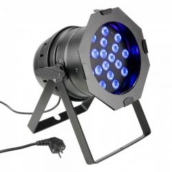 Cameo PAR-64 18x3W TRI LED RGB