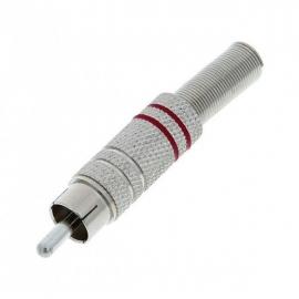 TH SK183 RCA Plug RD