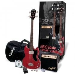 Epiphone EB - 0 Bass Player Pack