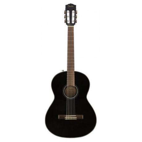 Fender CN-60S Nylon Black