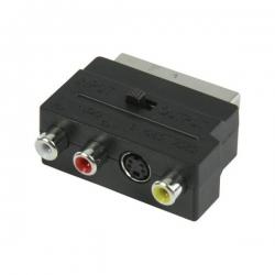 Scart 21 Pin SVHS