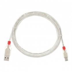 LINDY USB 2.0 CABLE TYP A/MINI-B 2M