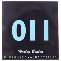 HARLEY BENTON VALUESTRINGS 011 E-GUITAR SET