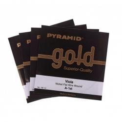 PYRAMID GOLD VIOLA STRINGS