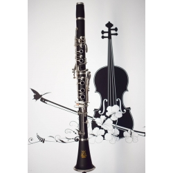 Parrot 7401 N clarinet