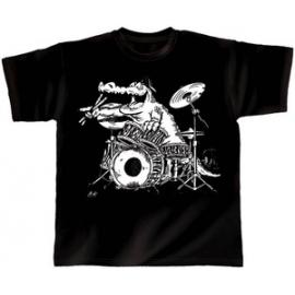 Rock You T-Shirt Kroko-Power Size: M