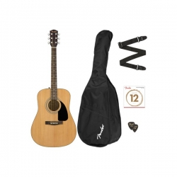 FENDER FA-115 II DREADNOUGHT PACK