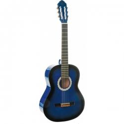 EKO CS 10 4/4 BLUE BURST CLASSICAL GUITAR