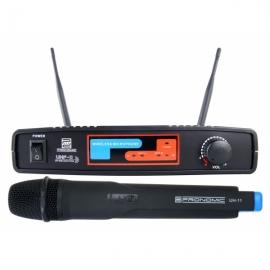 Pronomic UHF-11 Set microfon pentru voce K9 863,0 MHz