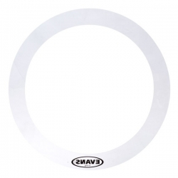 """EVANS E-RING 12"""" CLEAR 1.5"""