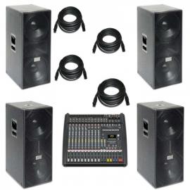 Montarbo TANK Sistem Sunet Profesional